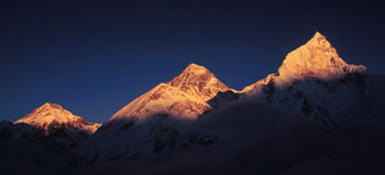 Everest South Col